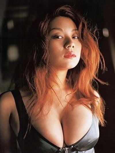 日本十大最漂亮的大胸美女