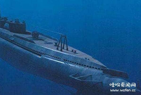 日本大型无人潜艇进入研发阶段想要堵死中国到太平洋的通道
