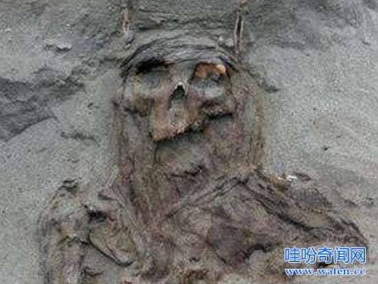 世界上最美的木乃伊将近一百年历史就像生前一样睡美人